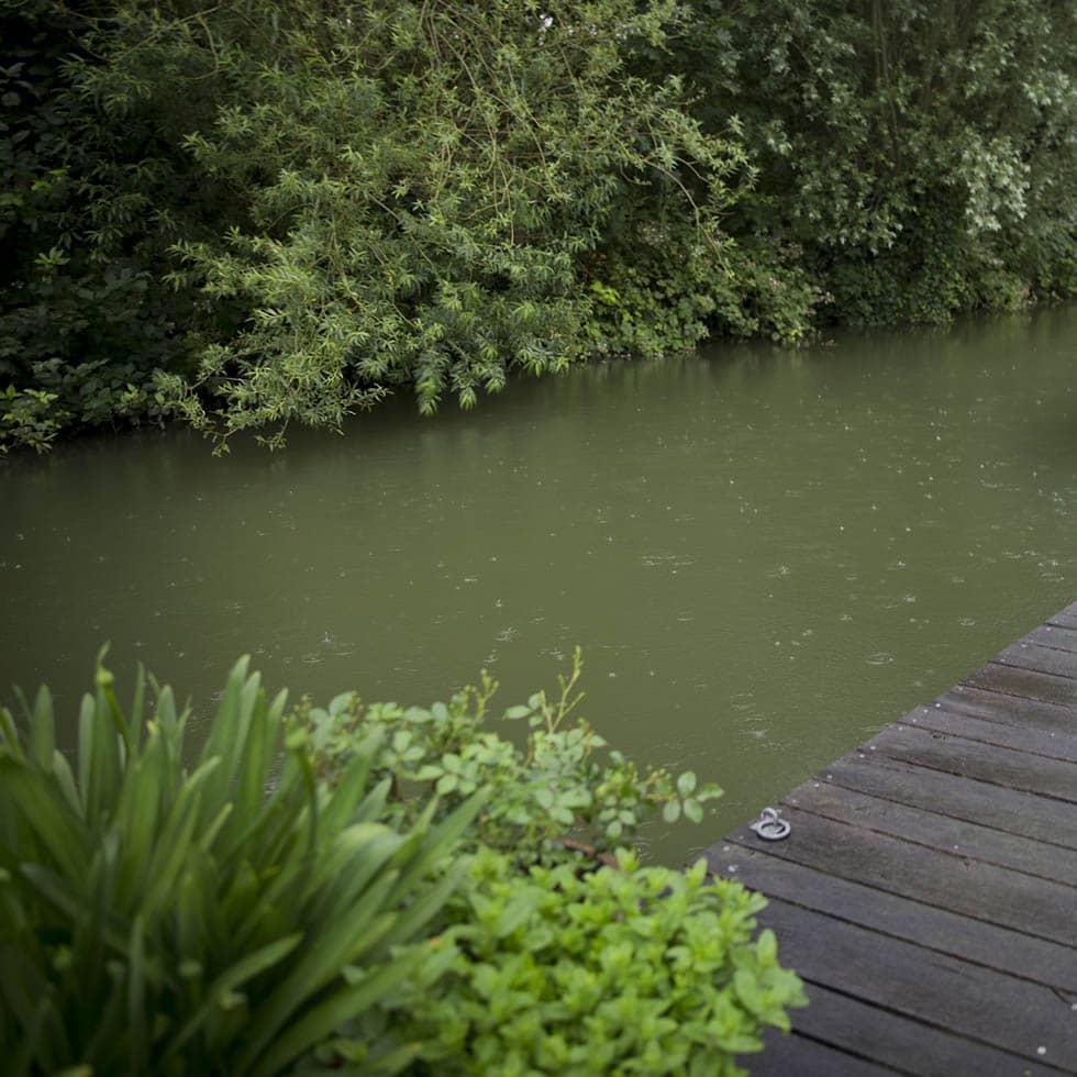 Aanleg en onderhoud vijvers en waterpartijen