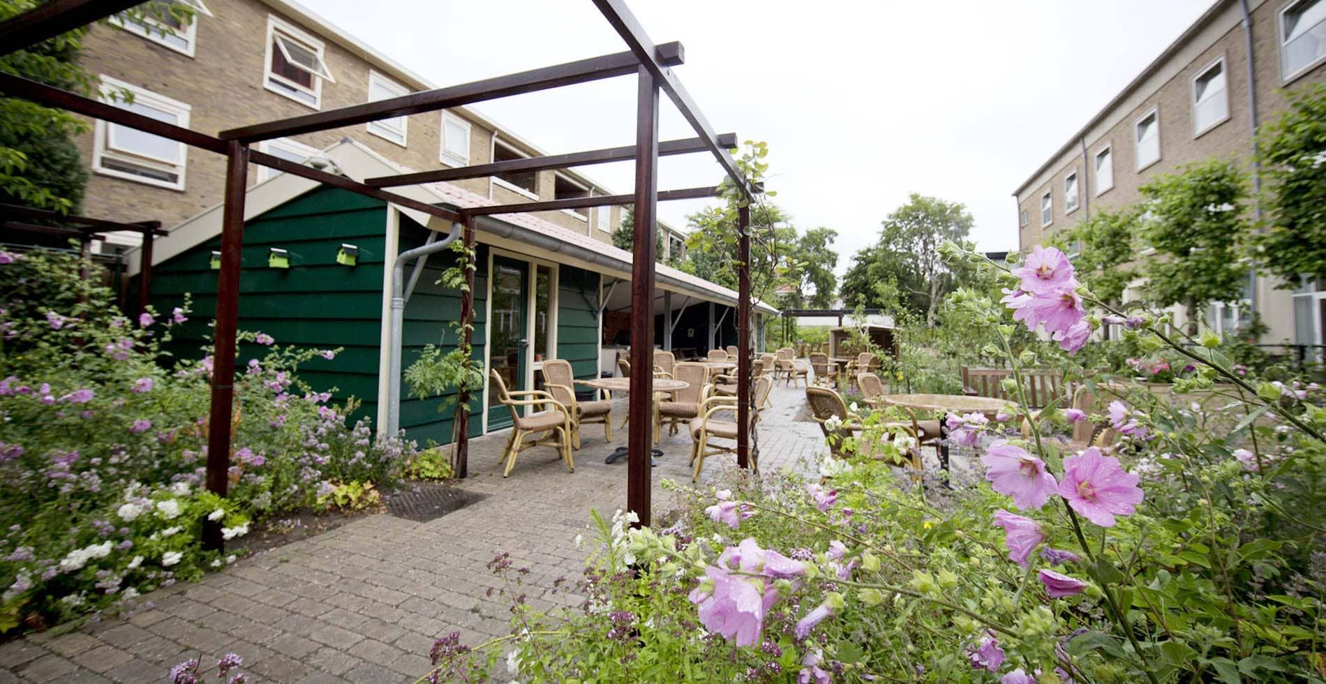 Groot tuinonderhoud wooncentrum Amsterdam