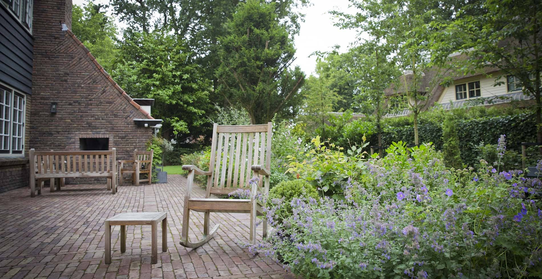 English Gardening In 't Gooi