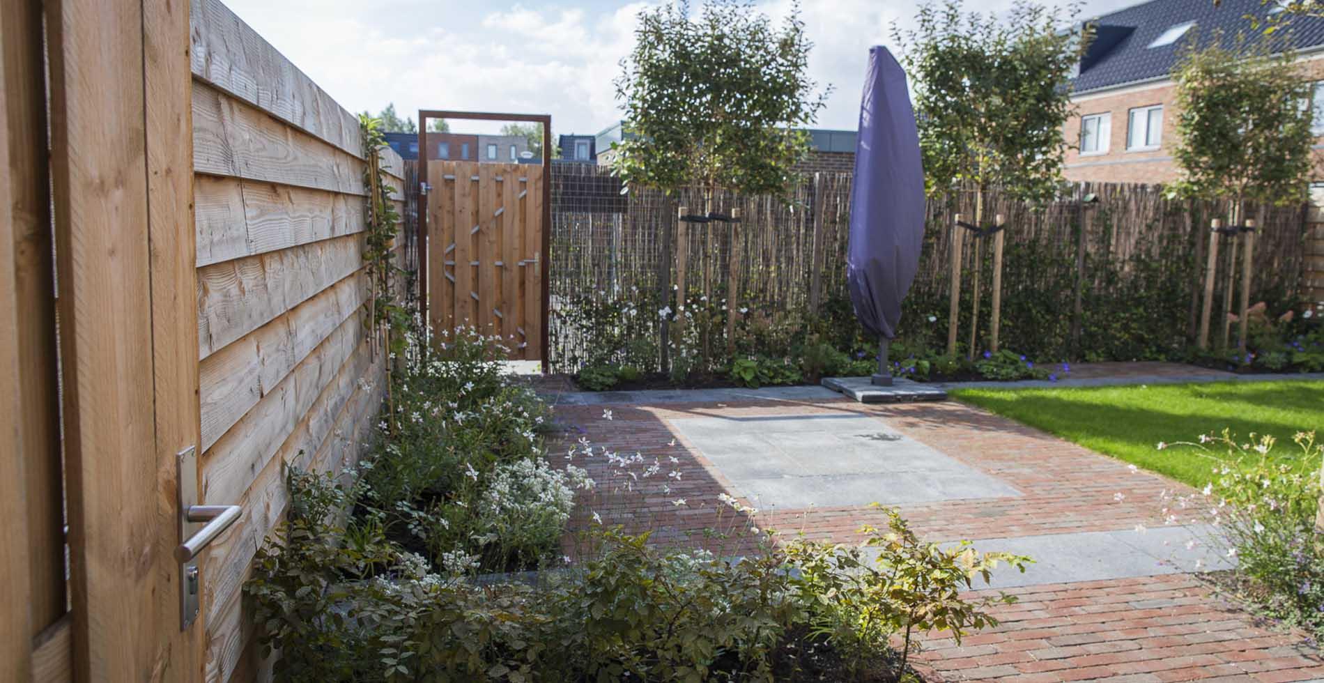 Ontwerp Kleine Tuin : Leuk ontwerp voor een kleine tuin filius hoveniers