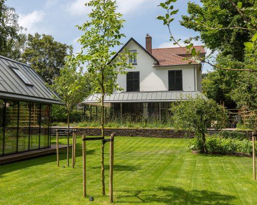 Prachtige Tuin Aangelegd In Bussum